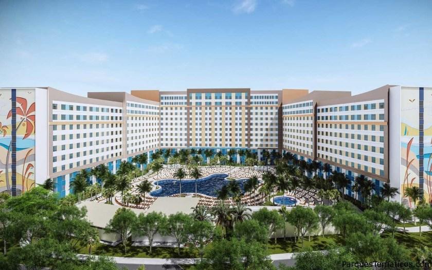 Dos nuevos Hoteles ofrecerán más opciones en Universal Orlando Resort