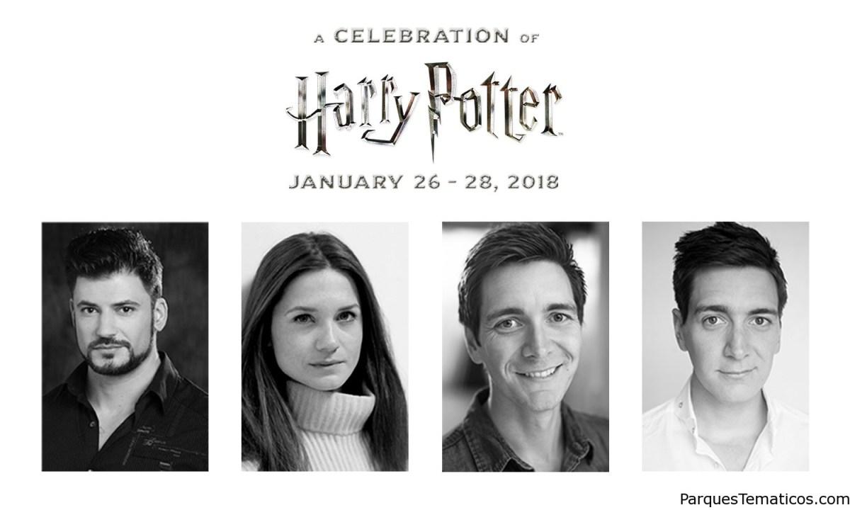 "Universal Orlando Resort y Warner Bros. anuncian a Bonnie Wright para ""A Celebration Of Harry Potter"" 2018"