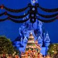 Una Navidad cargada de sorpresas en Disneyland Paris
