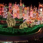 """it's a small world"" Holiday Datos curiosos"