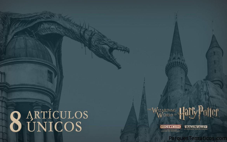 Artículos únicos en The Wizarding World of Harry Potter imperdibles