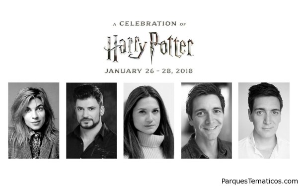 "NATALIA TENA ES LA ÚLTIMA ESTRELLA DE HARRY POTTER QUE ASISTIRÁ AL EVENTO ""A CELEBRATION OF HARRY POTTER"""