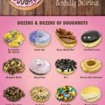 Ven a conocer las Donas que podrás devorar en Voodoo Doughnut