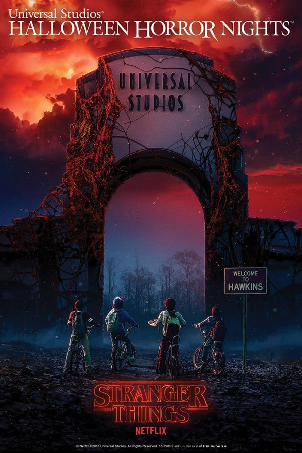 DE HAWKINS A UNIVERSAL STUDIOS – STRANGER THINGS LLEGA A HALLOWEEN HORROR NIGHTS