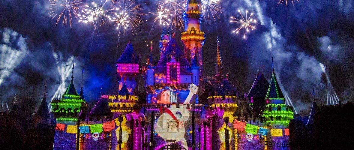 La música es Magia en el Pixar Fest de Disneyland Resort