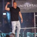 Las superestrellas Vin Diesel, Chris 'Ludacris' Bridges, Tyrese Gibson y Jordana Brewster celebran la inauguración de Fast & Furious - Supercharged