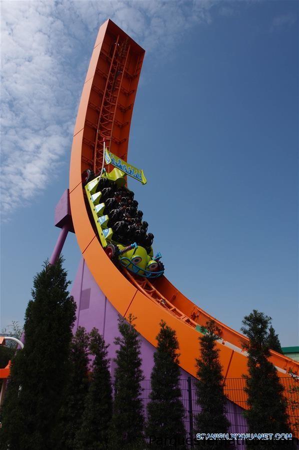 Toy Story Land ya abrió sus puertas en Disney Shangai