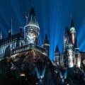 Universal Studios Hollywood Y Su Show De Luces De Harry Potter