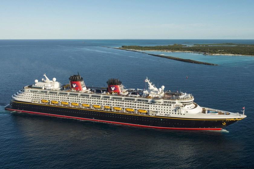 Disney Cruise Line debuta una variedad de itinerarios y puertos de embarque para el otoño de 2019