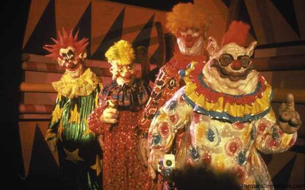 CHUCKY Y KILLER KLOWNS ACECHARÁN LAS CALLES EN HALLOWEEN HORROR NIGHTS