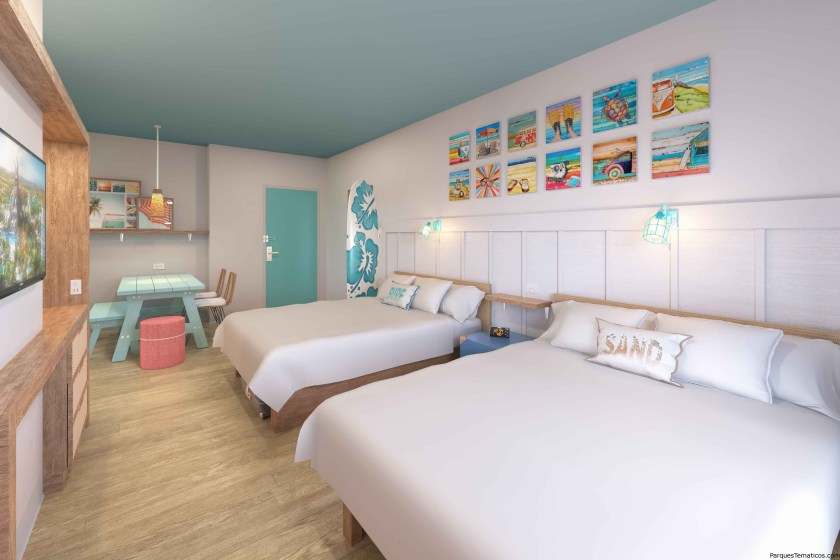 UNIVERSAL'S ENDLESS SUMMER RESORT – SURFSIDE INN AND SUITES YA ESTÁ A LA VENTA