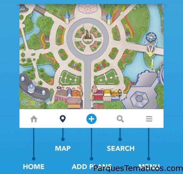 Horarios de autobuses de Walt Disney World en la App My Disney Experience