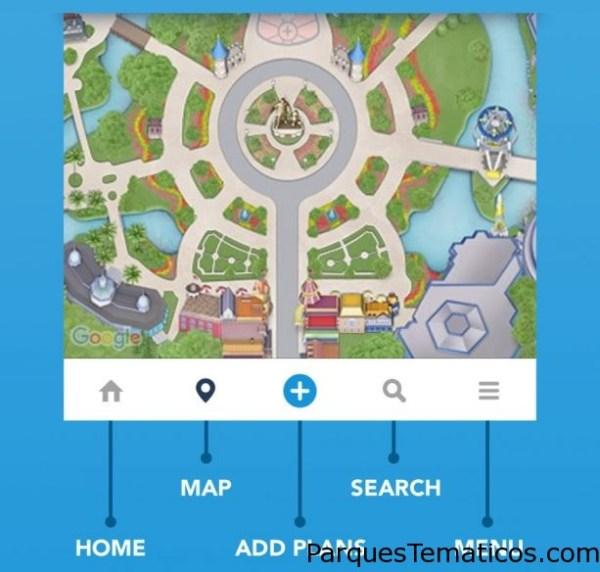 Los horarios de autobuses en Walt Disney World ahora en la App My Disney Experience.
