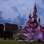 Disney After Dark Nighttime en el Castillo de la Bella Durmiente en Disneyland París