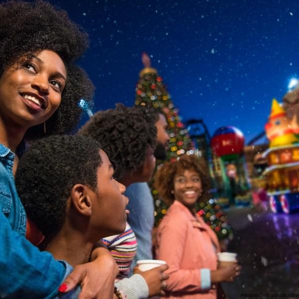 Época Festiva en Universal Orlando Resort