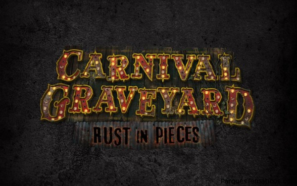 CARNIVAL GRAVEYARD: RUST IN PIECES