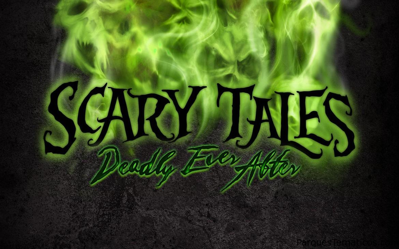 Entra en las Historias retorcidas de Scarytales: Deadly Ever After en Halloween Horror Nights