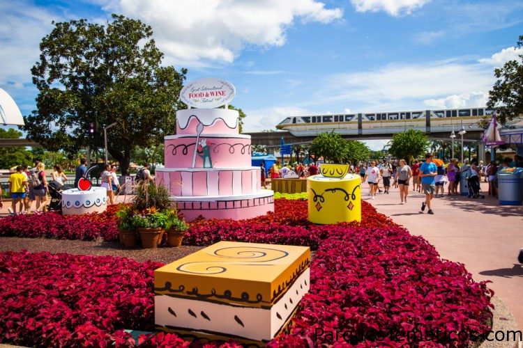 La 23ra Edición del Epcot International Food & Wine Festival celebra sabores en Walt Disney World Resort