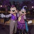 Hoja de citas/declaraciones: Halloween Time en el Disneyland Resort