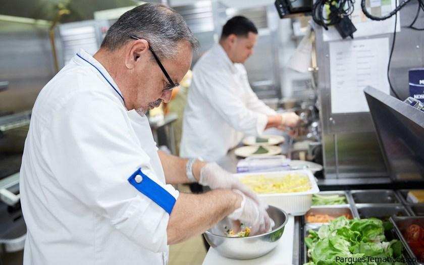 Mes de la Herencia Hispana con un dúo de Chefs padre e hijo en Universal Orlando