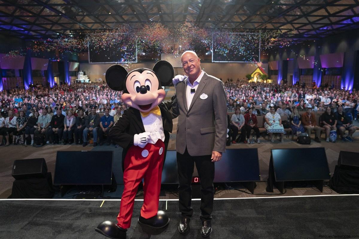 Nuevos detalles de las experiencias que tendrán lugar en Parques Disney en 2019 y 2020