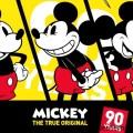 Feliz Cumpleaños 90 Mickey Mouse