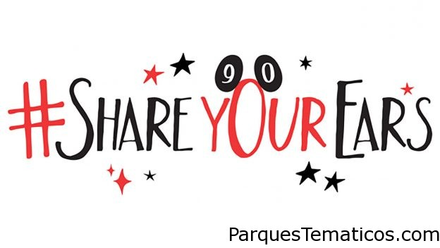 Celebrate Mickey's Birthday and #ShareYourEars Around the World to Support Make-A-Wish