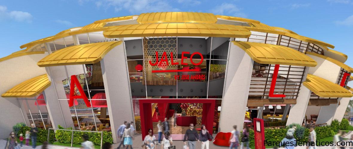 El nuevo restaurante Jaleo llega a Disney Springs muy pronto
