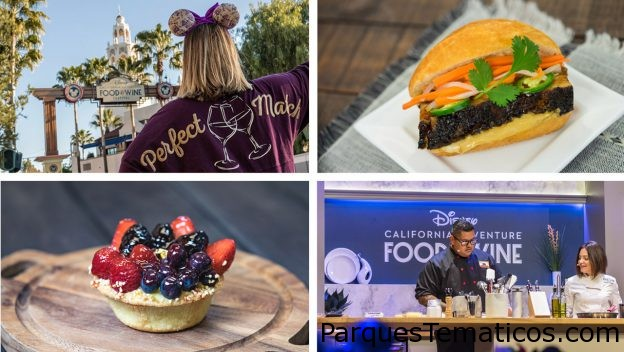 Cómo disfrutar del Festival de Comida y Vino en Disney California 2019