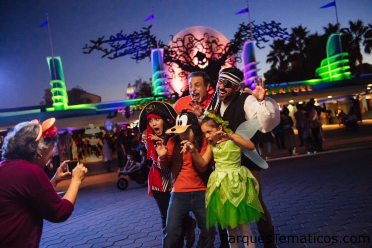 Oogie Boogie Bash - A Disney Halloween Party Debuts at Disney California Adventure Park in 2019