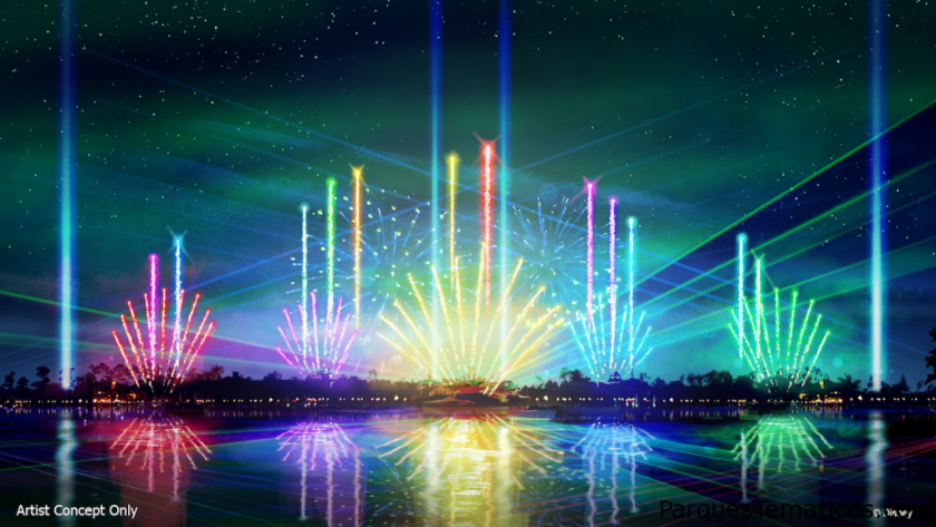 "Last Call for ""IllumiNations: Reflections of Earth"" as ""Epcot Forever"" Debuts Oct. 1"