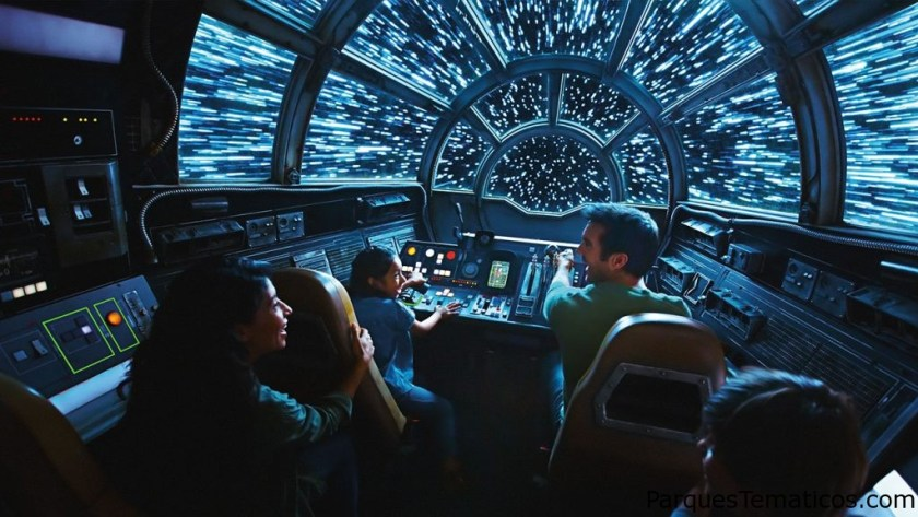 Make the Jump to Lightspeed in Star Wars: Galaxy's Edge at Disney's Hollywood Studios