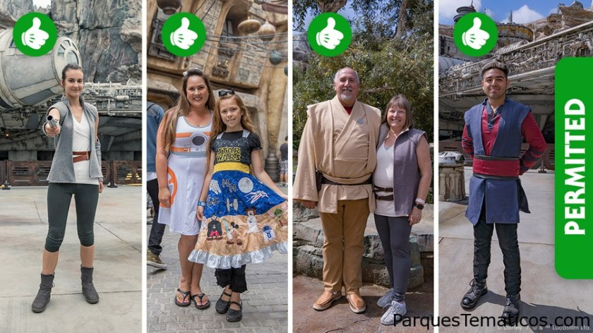 Dressing the Part: Bounding for Your Visit to Star Wars: Galaxy's Edge