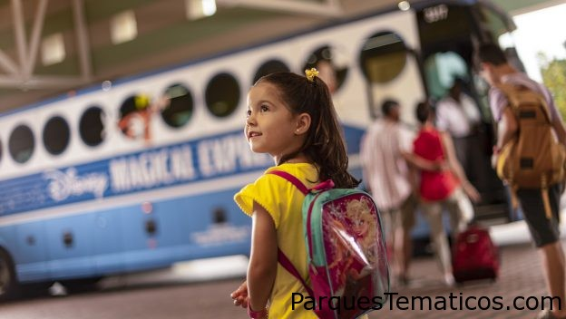 Papá Experto: Disney´s Magical Express