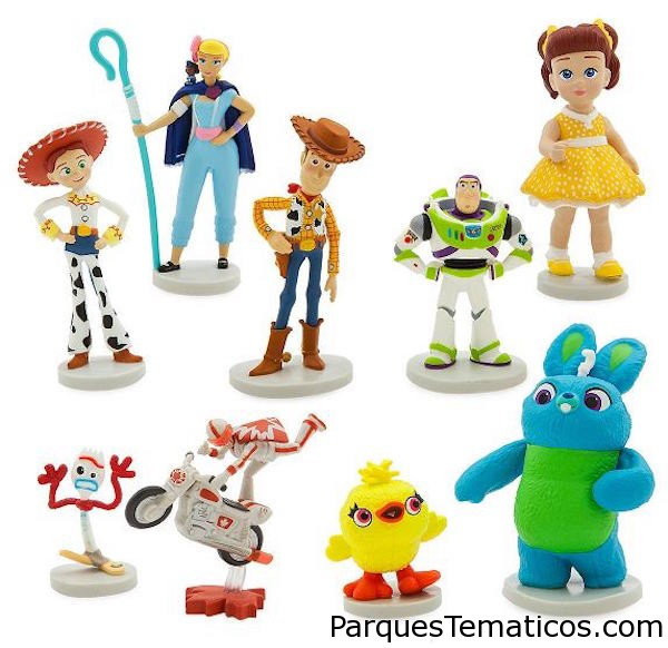Toy Story 4 de Disney y Pixar en Disney´s Hollywood Studios