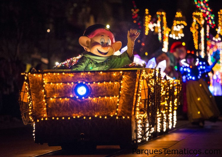 Main Street Electrical Parade regresa el 2 de agosto de 2019