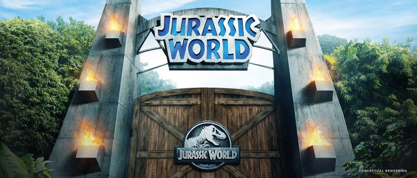 Jurassic World – The Ride – NOW OPEN! Brace yourself for the new ride and see just how real it gets!