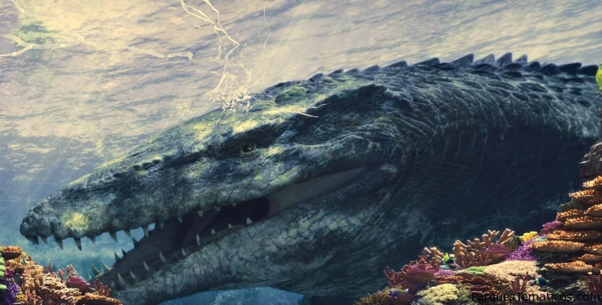 Video estreno Jurassic World Ride en Universal Studios Hollywood