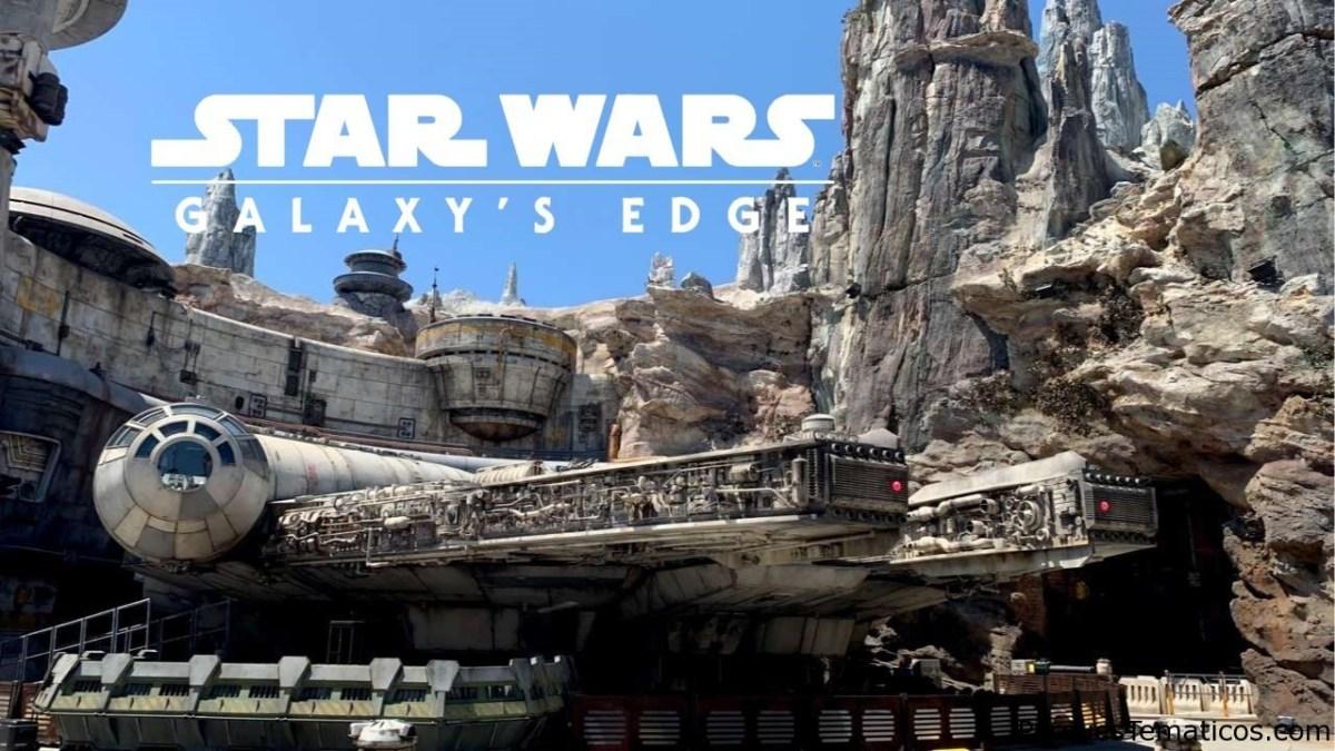 Star Wars: Galaxy´s Edge pre apertura mañana 28 de agosto a las 9:55 a.m. transmisión