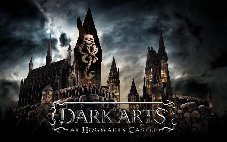 Dark Arts en el castillo de Hogwarts en Orlando