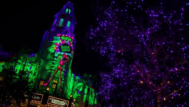 Oogie Boogie transforma el restaurante Carthay Circle en Disney California Adventure
