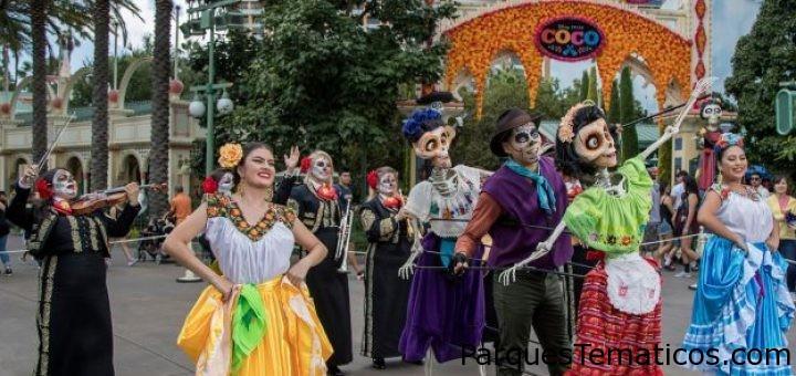 Story of Coco regresa a Epcot para el Día de los Muertos