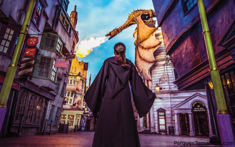 Guía local para su primera visita a Universal Orlando 2019