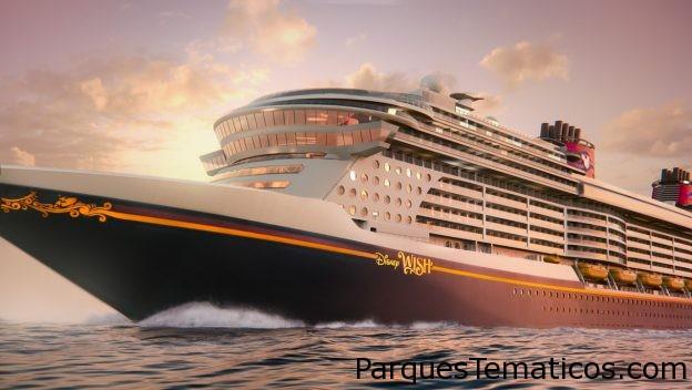 Esto es lo que sabemos sobre el barco más nuevo de Disney