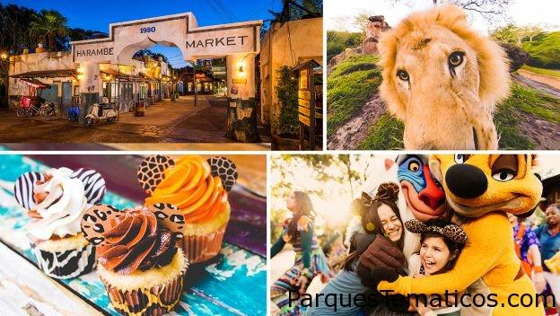Celebra El Rey León con comida, música y diversión inspiradas en África