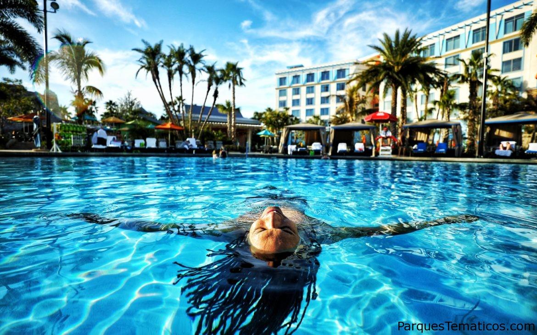 Guía de las más atractivas piscinas de los hoteles de Universal Orlando