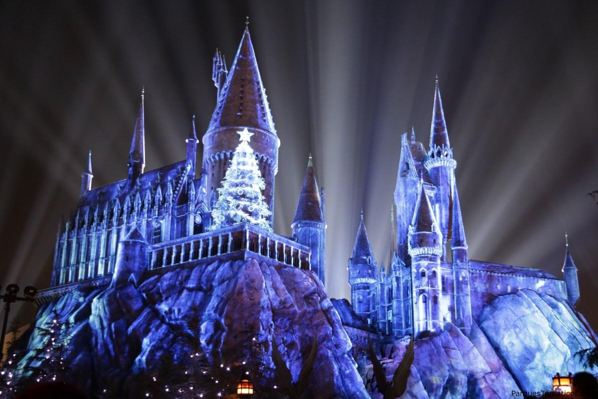 La Celebracion Navideña en Univeral Orlando Resort se extiende hasta el 5 de enero de 2020