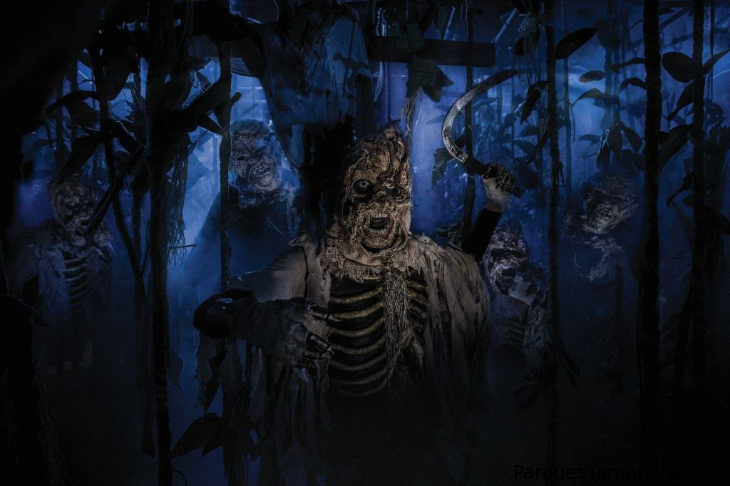 Universal Orlando Resort celebrará 30 años de terror con Halloween Horror Nights 2020