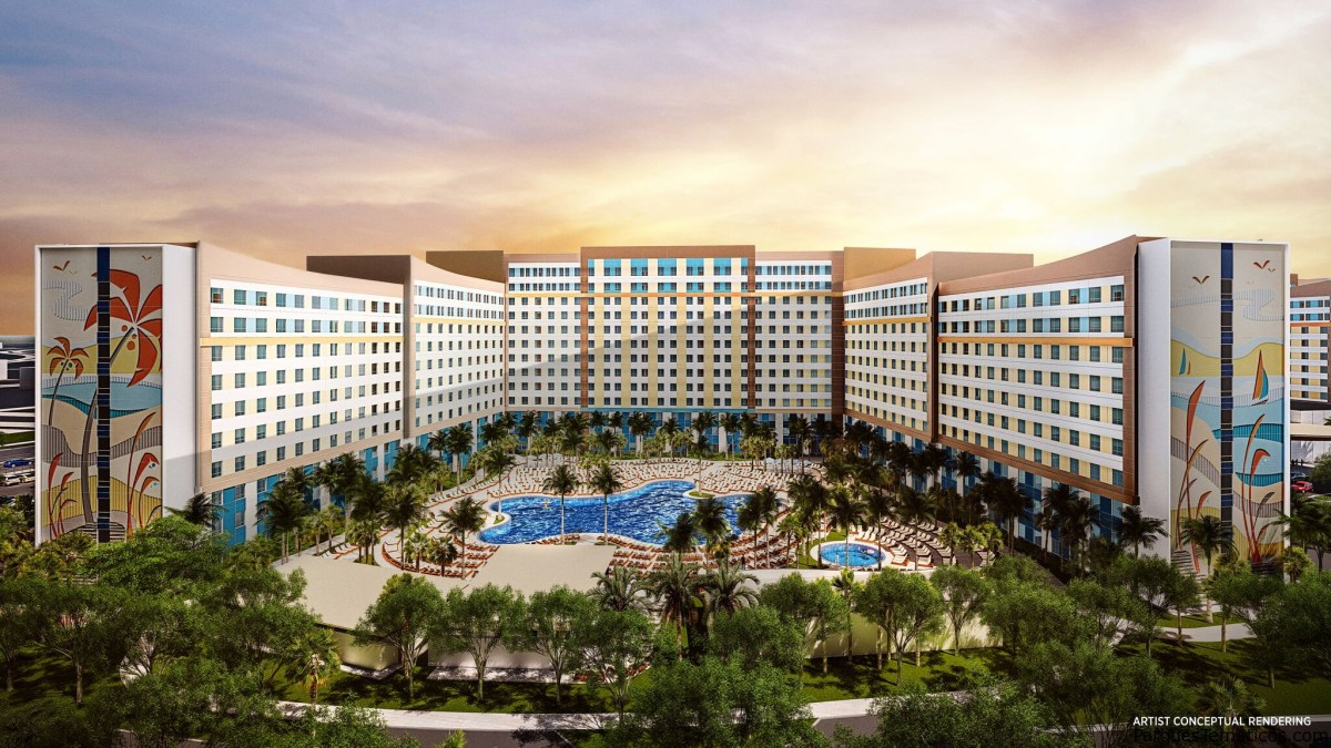 Universal's Endless Summer Resort – Dockside Inn and Suites inaugura el 17 de marzo de 2020