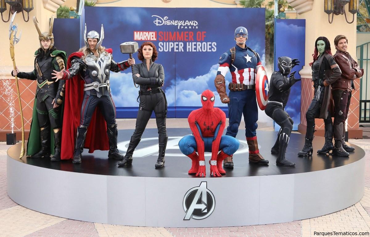 Reúne a tus aliados para la épica Temporada de Superhéroes Marvel